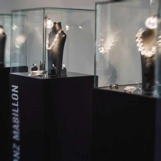 Gold Silber Platin Diamanten Edelsteine Perlen